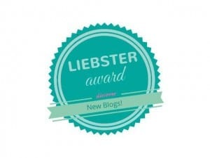 Liebster Award Logo, new design